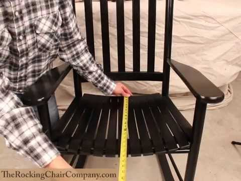 3 Ways to Measure for Rocking Chair Cushions