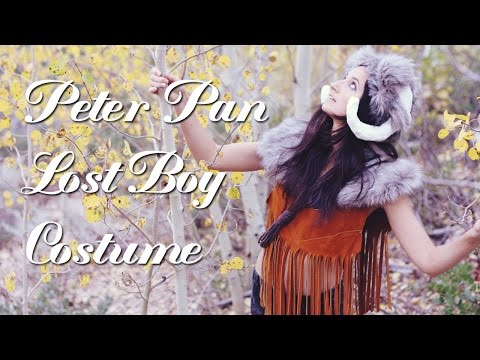 Peter Pan Lost Boy Costume