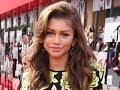 Zendaya Says She S Right Fit For Aaliyah Role