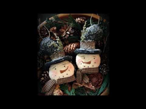 Primitive Christmas Tree Ideas