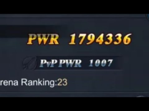 1000 PVP Power! How to get PvP Power! Goddess Primal Chaos