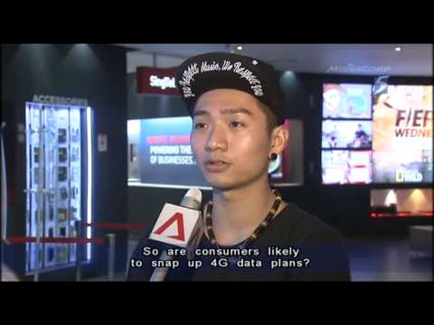 Singapore is closer to 4G coverage islandwide - 23Apr2013