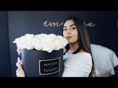 DIY Tumblr Boxed Flowers