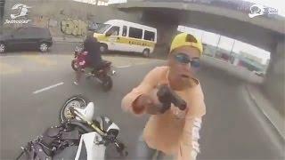 5 najbardziej zuchwałych kradzieży motocykli #49 Social Jednoślad.pl