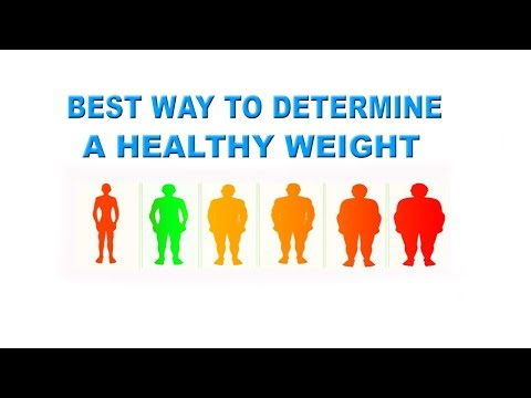 Calculate BMI : Determine Your Healthy Weight According to Your Height in a easy Way at Home - Hindi