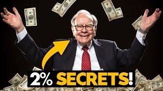 THIS is My BIGGEST SECRET to SUCCESS! | Warren Buffett | Top 10 Rules