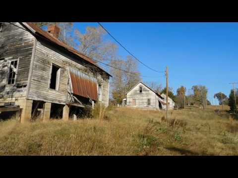 Lost and Abandoned- Ghost Town in North Carolina