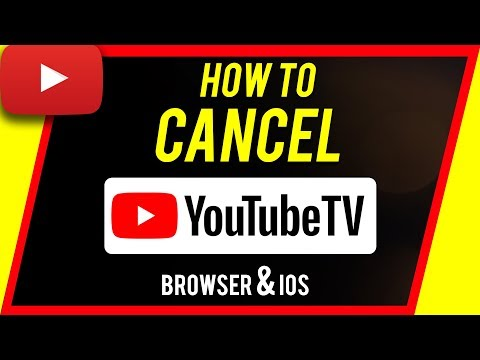 How to Cancel YouTube TV
