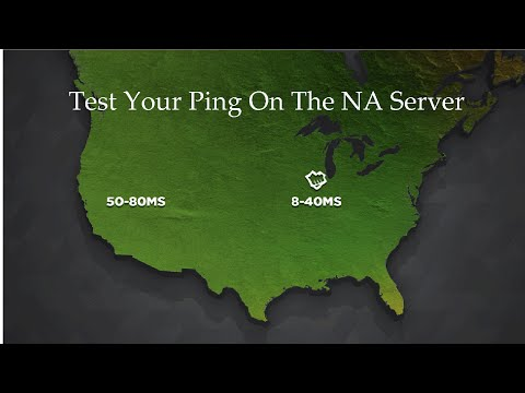 How To Test Your Ping On The New NA Server - League Of Legends - 2015