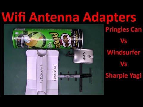 Wifi Antenna Adapters Shootout