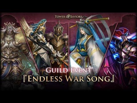 Tower Of Saviors - The Pantheon's Ordeal, Endless War Song Event