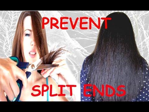 HOW TO REMOVE & PREVENT SPLIT ENDS (दो मुहे बाल)-TOP 4 BEST HOME REMEDIES FOR SPLIT ENDS-PRIYA MALIK