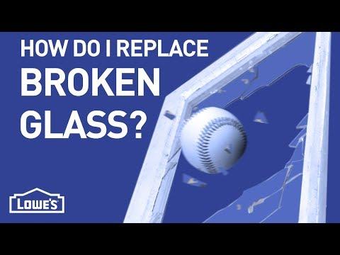How Do I Replace Broken Glass? | DIY Basics