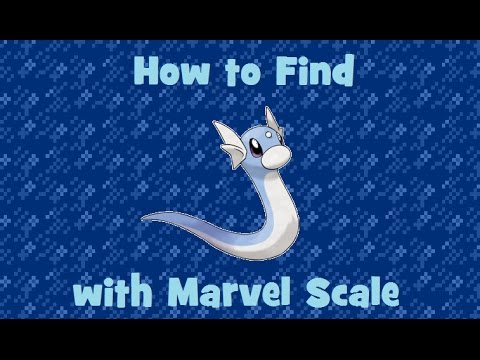 How to Find: Dratini with Marvel Scale (AKA Multiscale Dragonite)