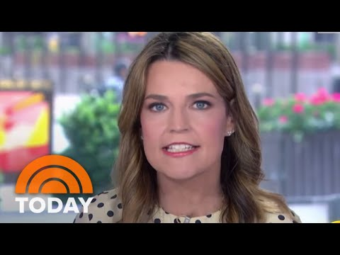No, Internet, Savannah Guthrie Isn't Pregnant And No, It's Not OK To Ask! | TODAY