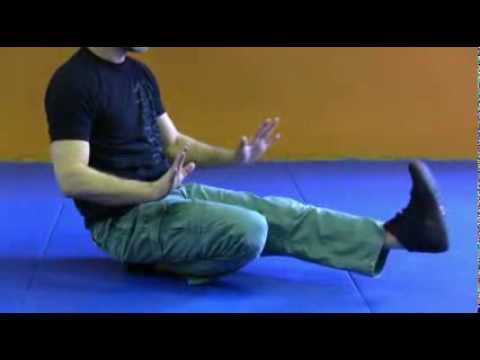 ankle strength and flexibility with Kevin Secours