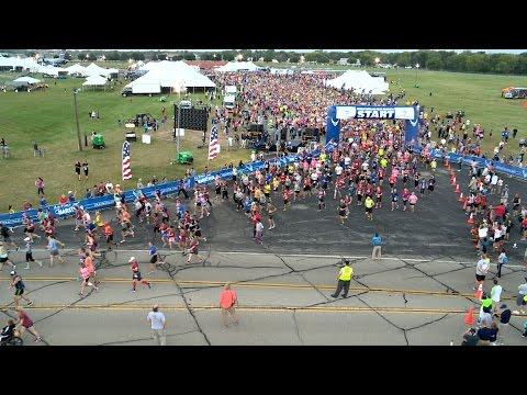 2015 Air Force Marathon Highlights