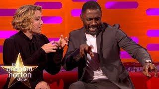 Idris Elba Has A Foot Fetish   The Graham Norton Show