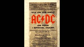 AC/DC - Angus Young Interview on NDR 2 - Hamburg 1986 - 01 - 27