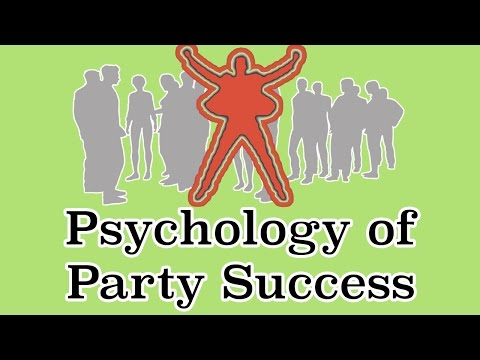 5 Psychology Tricks You SHOULD Use at Parties