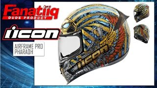 Icon Airframe Pro Barong Helmet Overview - GetLowered com