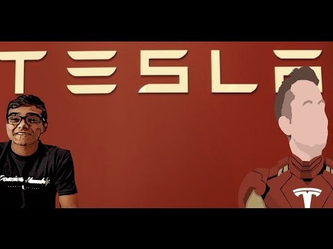 How I Got An Internship At Tesla | Nikhil Reddy