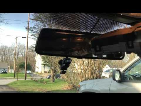 Powering a dashcam off the sunroof wiring on a MK4 Jetta