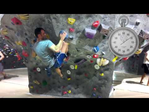 Climbing Workouts - Finger Strength and Positioning Training