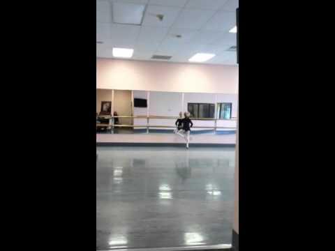 Lauren - music box dancer