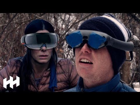 How to Beat the Creatures from Bird Box (2018) || Augmented Reality!