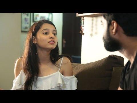 Indian girlfriend ka jealous desi boyfriend | Funny Videos | Glint Tv