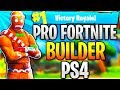 Pro Fortnite Player PS4! Level 100 | Top Builder | Fast Builder | 15k+ Kills! (TOP CONSOLE BUILDER)