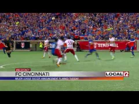 FC Cincinnati to make a big announcement May 29