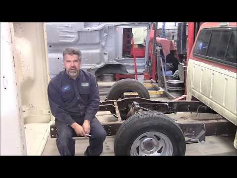 1977 Ford F100 Custom Truck Build Update, 4 Link Rear Suspension,  lastchanceautorestore com