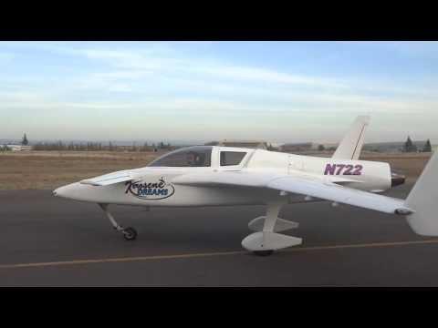 My Flight in a Homebuilt Jet Aircraft