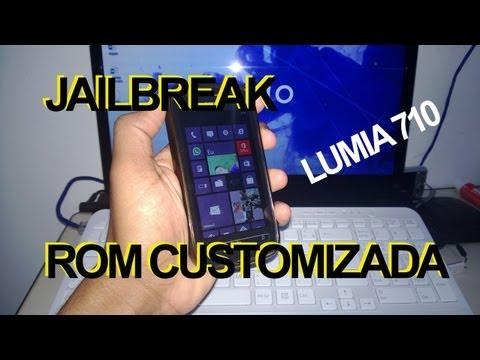 [Novo] Tutorial Como Fazer Jailbreak no Nokia Lumia 710 (Instalar ROM)
