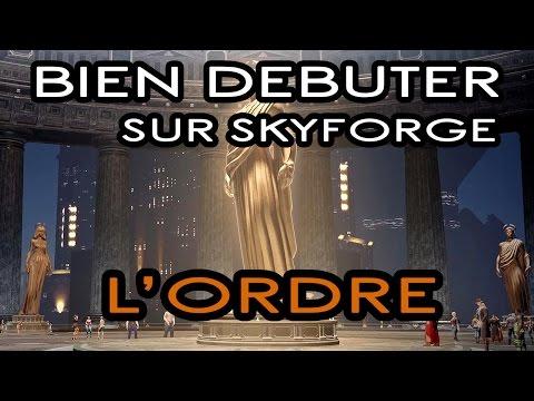 Skyforge - Comment gagner du Prestige avec le système d'Ordre