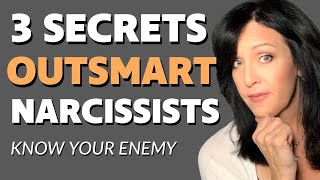 """Use These THREE Secrets to OUTSMART The Narcissist"" Lisa Romano"