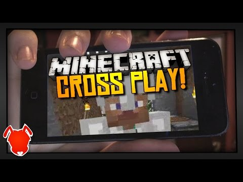 MINECRAFT POCKET EDITION & WINDOWS 10 CROSS PLAY! (Alpha 0.12.1)