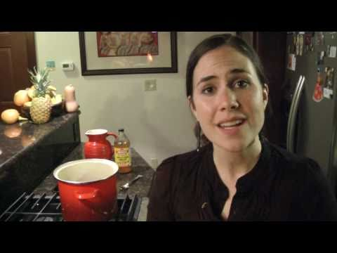 How to Make Chicken Stock From Scratch