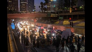 Watch Live: Protests Continue in LA after Night of Violence and Unrest | NBCLA