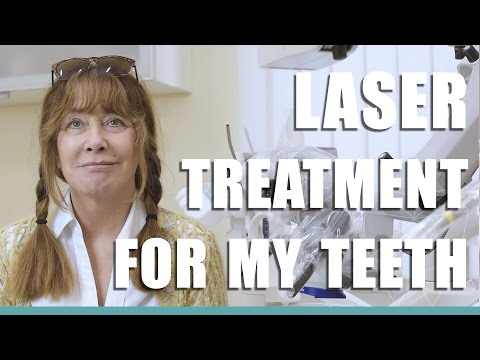 Mrs Jayne from UK - Periodontal treatment with LASER | PERIODONTAL DISEASE