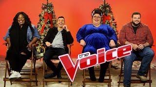The Voice 2019 Top 4 Finalists - Rose Short, Ricky Duran, Katie Kadan & Jake Hoot | INTERVIEW