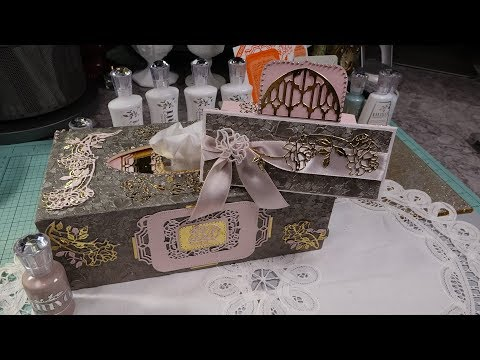 TONIC USA Mixed Media Project Double Gift Set