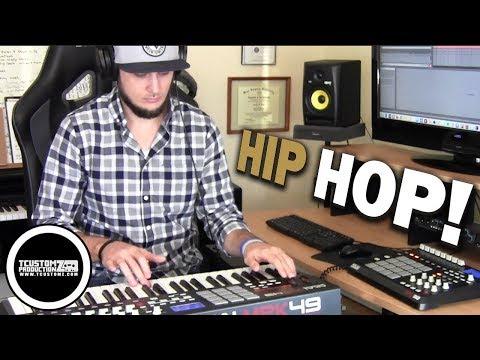 Hip-Hop Beat Making Video 2018