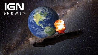 NASA Working to Stop an Asteroid From Hitting Earth in 2135 - IGN News