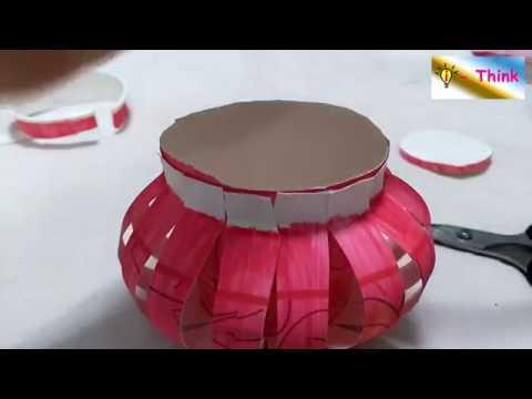 How To Make Chinese Lantern : Diy Chinese Paper Lantern