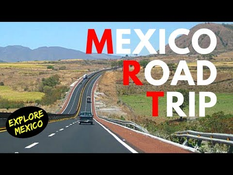Mexico Road Trip - Guadalajara to Mazatlan
