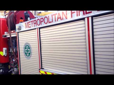 Metropolitan Fire Brigade Pumper 1A