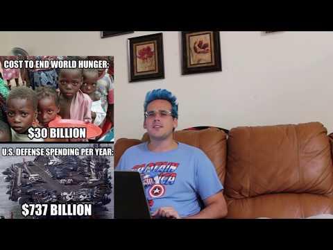 $30 Billion to end world hunger (debunking propaganda)